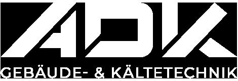 ADK Gebäude- & Kältetechnik Logo