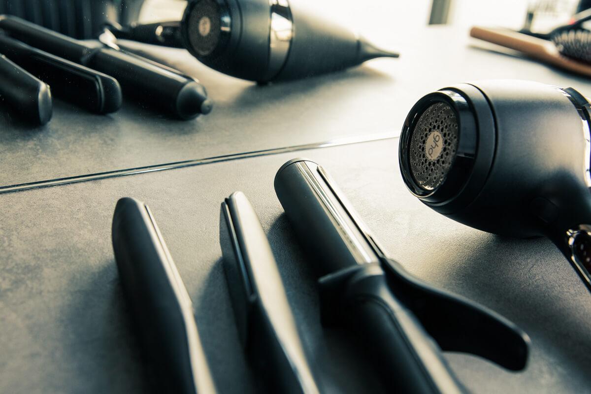 Friseur Equipment