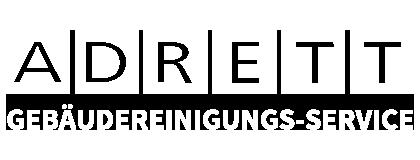 Logo ADRETT Gebäudereinigungs-Service