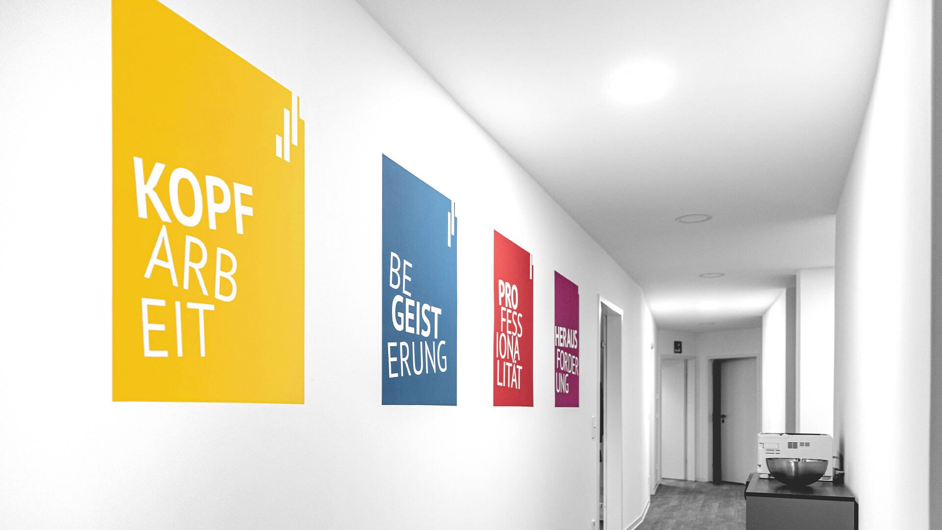 Innenraumgestaltung Bascheck & Bokeloh Steuerberatung